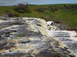 Hopkins falls, la chute la plus large d'Australie...