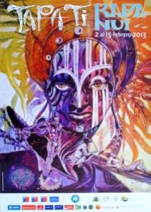 poster tapati 2013